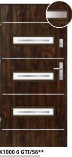 vchodové bezpečnostné dvere tmavé sklenené ekoprofil.sk