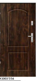 komsta vchodové bezpečnostné dvere hnedé ekoprofil.sk