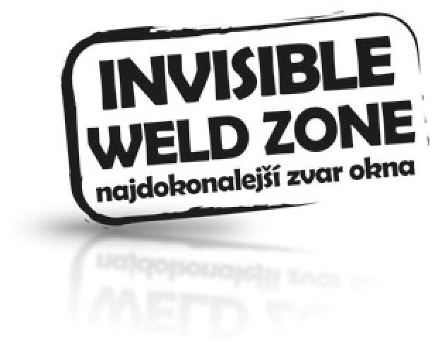 Najdokonalejší zvar okna - invisible weld zone