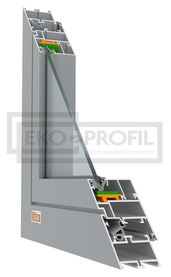 plastové okno ALUMINCO_MB45 ekoprofil.sk
