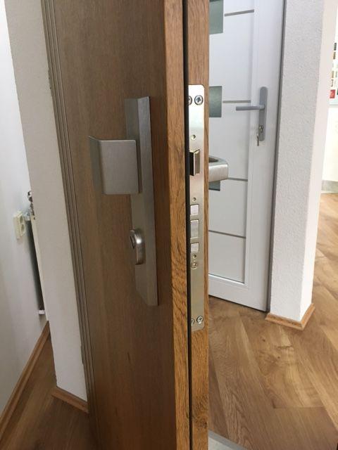 Exteriérové dvere bezpečnostné ekoprofil