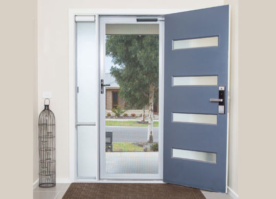 Bezpečnostné dvere Ekoprofil