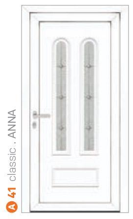 classic Anna bezpečnostné dvere ekoprofil.sk