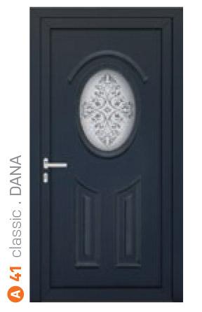 classic Dana bezpečnostné dvere ekoprofil.sk