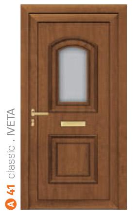 classic Iveta bezpečnostné dvere ekoprofil.sk
