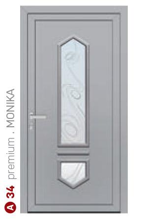 premium Monika biele bezpečnostné dvere ekoprofil.sk
