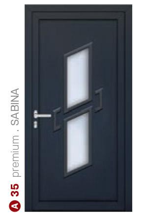 premium sabina modré bezpečnostné dvere ekoprofil.sk