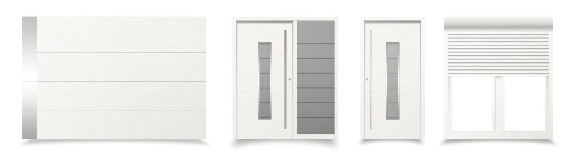 biele okná a dvere verona ekoprofil.sk