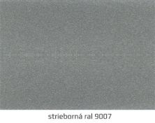 strieborná ral 9007