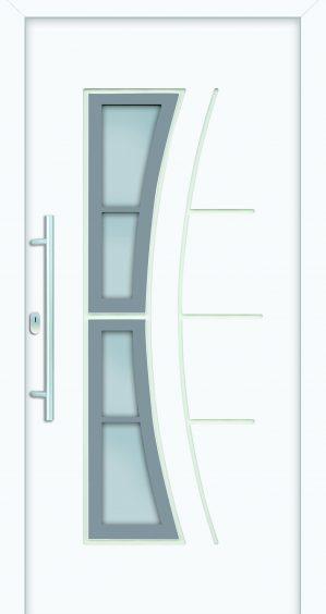 plastové dvere rada entry amelie biele ekoprofil.sk