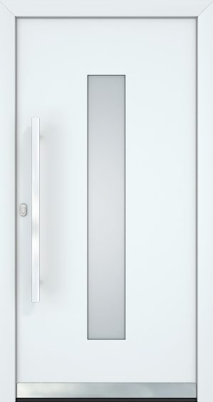 plastové dvere rada entry aneta bezfix biele ekoprofil.sk