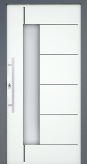 plastové dvere rada entry brigitte biele 7015 ekoprofil.sk