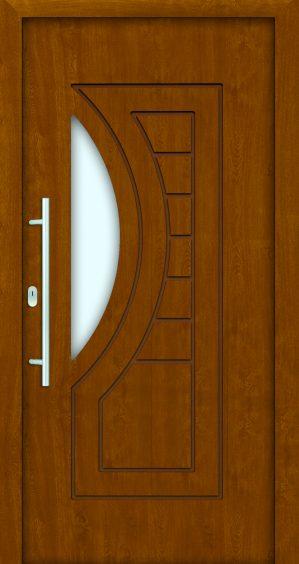 plastové dvere rada entry daisy golden oak zlatý dub ekoprofil.sk
