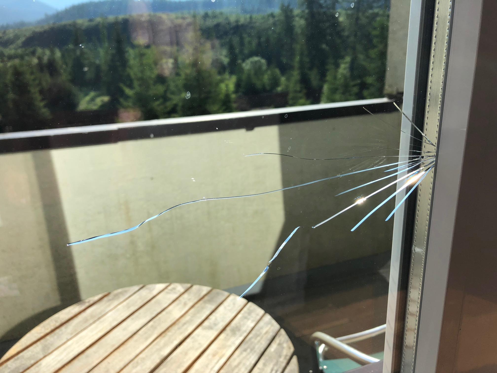Ako predísť škodám na sklách?
