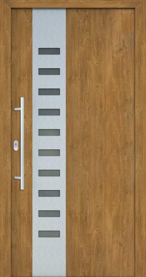 plastové dvere rada entry kira winchester hnedé sivé ekoprofil.sk