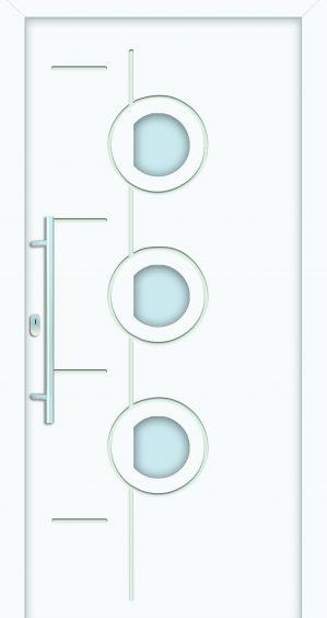 plastové dvere rada entry biele ornela-ral9016-madlo-ekoprofil.sk