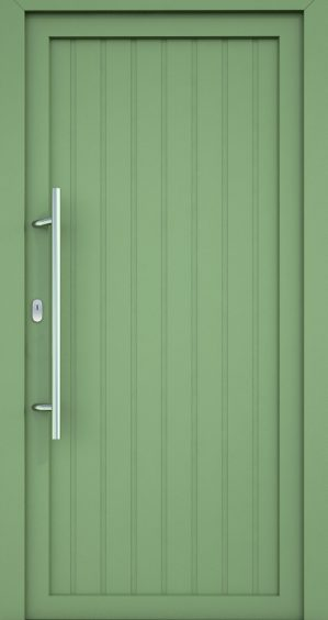 plastové dvere zelené thelma rada entry ekoprofil.sk