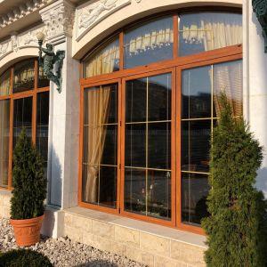 drevené okná hnedé referencie ekoprofil.sk