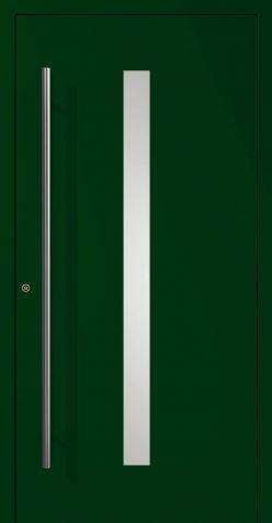 Hliníkové dvere AD01