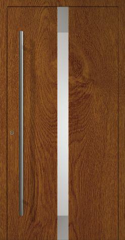 Hliníkové dvere AD02