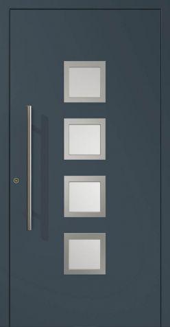 Hliníkové dvere AD04