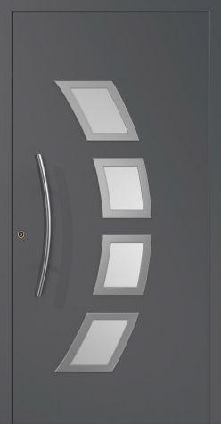 Hliníkové dvere AD05