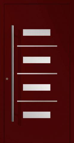 Hliníkové dvere AD06
