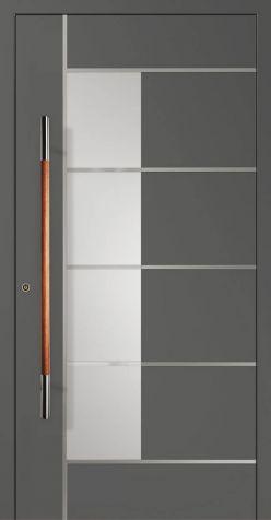 Hliníkové dvere AD08