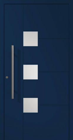 Hliníkové dvere AD09
