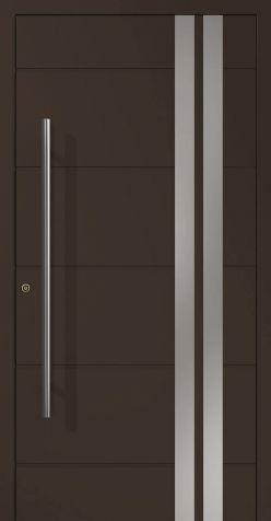Hliníkové dvere AD10