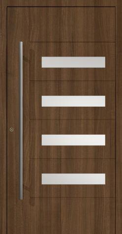 Hliníkové dvere AD12