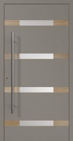 Hliníkové dvere AD13