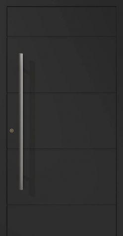 Hliníkové dvere AD14