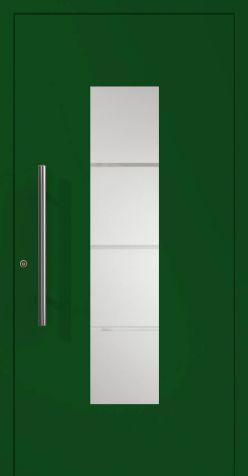Hliníkové dvere AD19