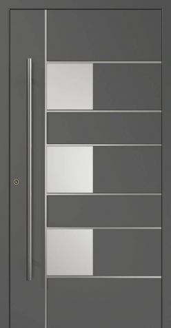 Hliníkové dvere AD20