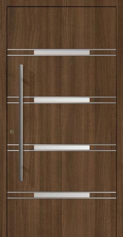 Hliníkové dvere AD22