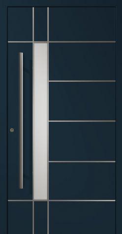 Hliníkové dvere AD23