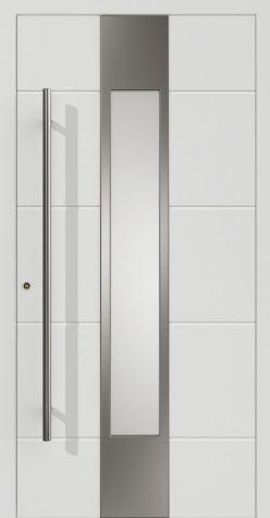 Hliníkové dvere AD25