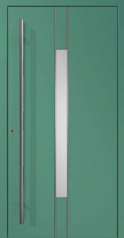 Hliníkové dvere AD27