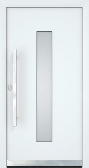 Plastové dvere Aneta