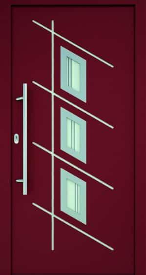 Plastové dvere Angelika