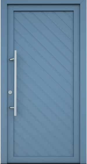 Plastové dvere Salma