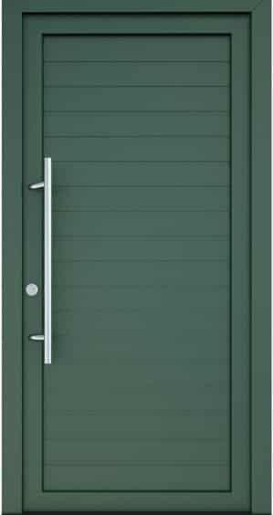 Plastové dvere Serena