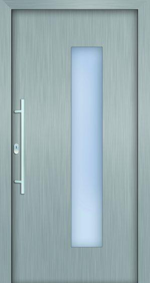 Plastové dvere Rosalie