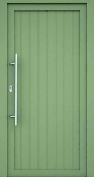 Plastové dvere Thelma