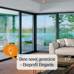 ekoprofil elegante okno