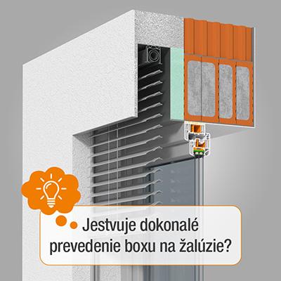 Box pre vonkajšiu žalúziu_ekoprofil_blog