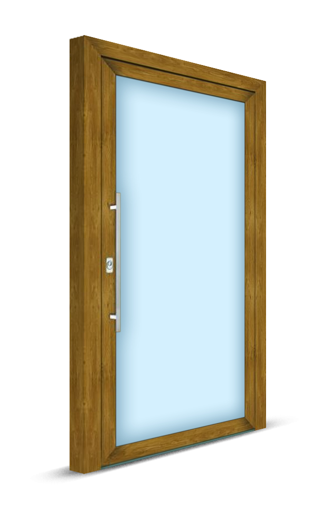 Vchodové-dvere-celopresklené_Ekoprofil