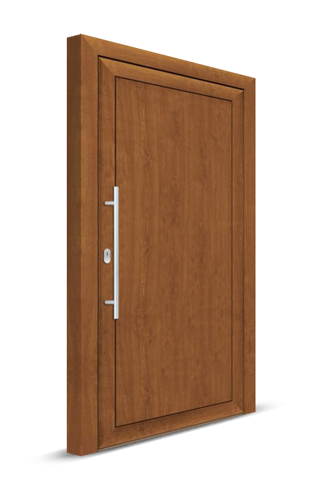 Vchodové dvere plné_Ekoprofil