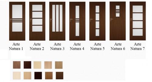 Interiérové dvere Arte Natura